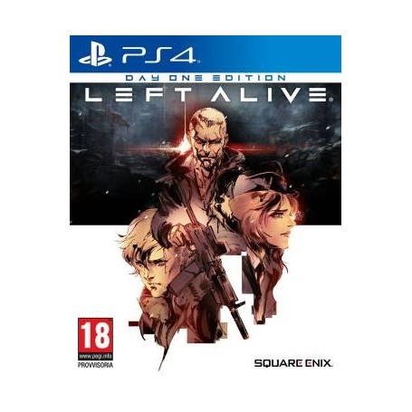 PS4 Videogioco Left Alive - Day1 Edition EU