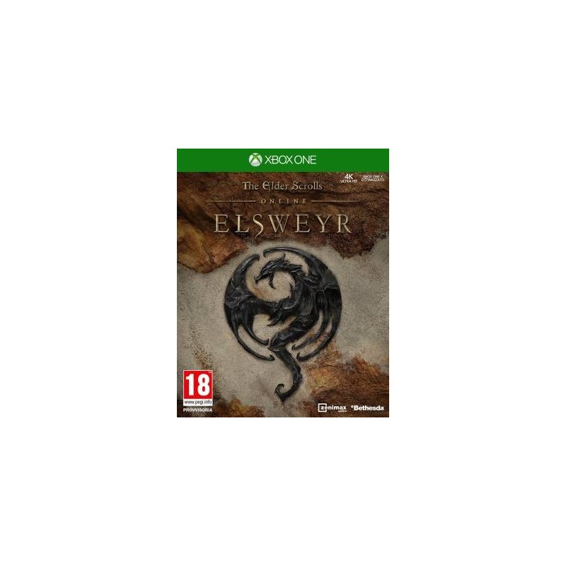 XBOX ONE The Elder Scrolls Online Elsweyr