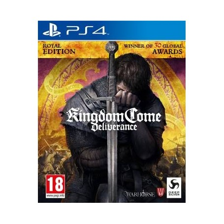PS4 Kingdom Come: Deliverance - Royal Edition EU