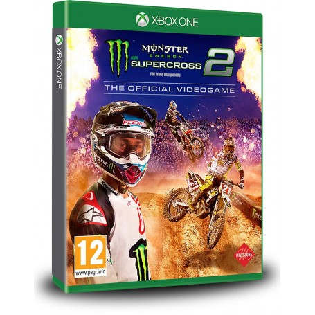 XBOX ONE Monster Energy Supercross - The official videogame 2