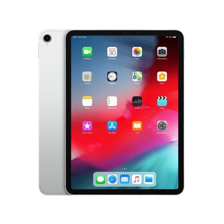 "Apple iPad Pro 64GB Wi-Fi + Cellular 11"" Silver MU0U2TY/A"