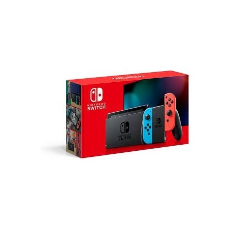 Nintendo Switch Consola 1.1 Neon Blue/Neon Red
