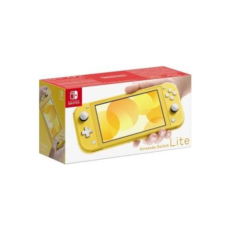 Switch Console Lite Yellow