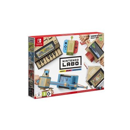2522049 Switch LABO Toy-With: Assorted Kit