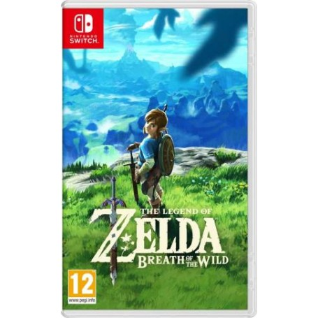2520049 Switch The Legend of Zelda Breath of the Wild