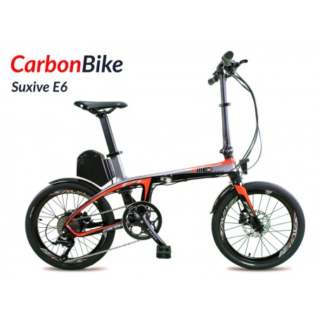 SUXIVE_E6_V1.0_250W - electric bicycle