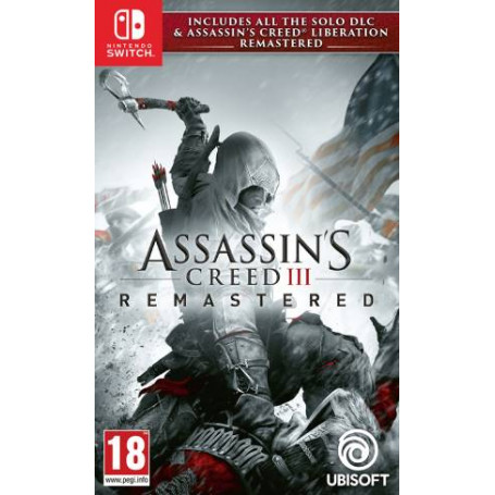 Switch Assassin S Creed 3 Assassin S Creed Liberation Remastered