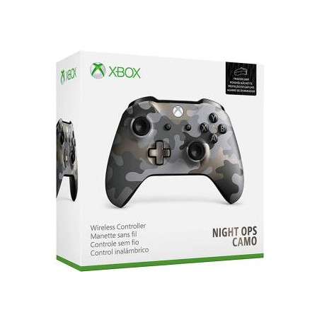 XBOX ONE Controller Wireless Night Ops Camo