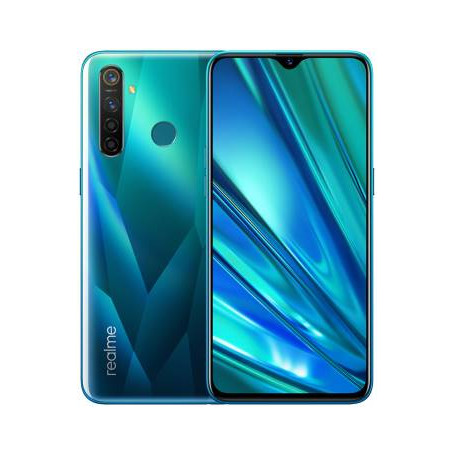 "Realme 5 Pro 4+128GB 6.3"" Crystal Green DS"