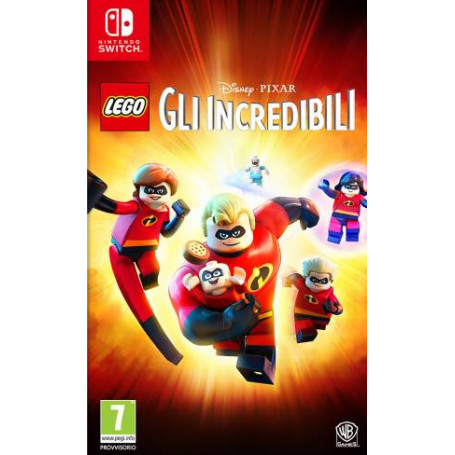 Nintendo Switch LEGO Gli Incredibili