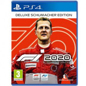 PS4 F1 2020 - Deluxe...