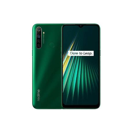 """Realme 5i 4+64GB 6.5"""" Forest Green DS"""