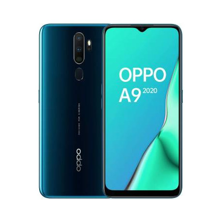 """OPPO A9 2020 4+128GB 6.5"""" Marine Green DS"""