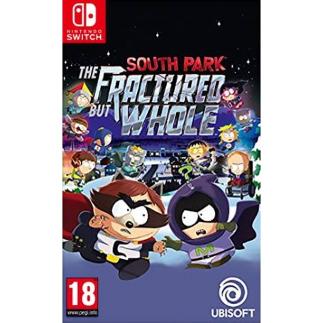 300098775 Nintendo Switch Game South Park: Battles-Righteous