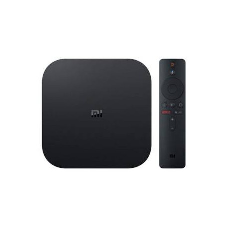 Xiaomi Mi TV Box S 4K 2+8GB Black