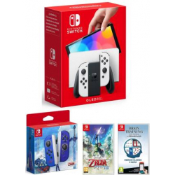 Switch console OLED Red /...