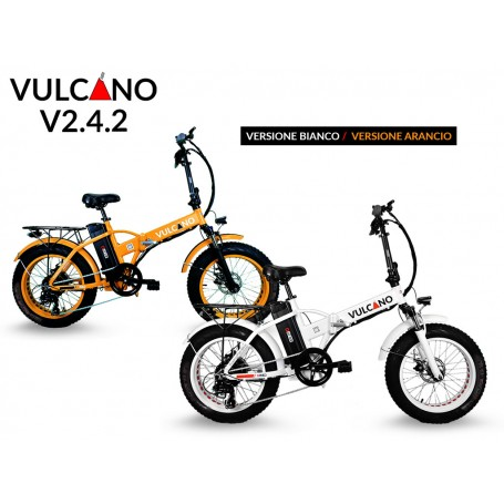 VULCANO_V2.4.2_500W - electric bicycle
