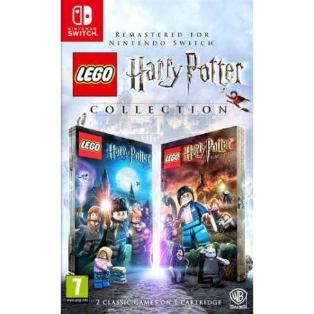 Nintendo Switch Gioco LEGO Harry Potter Collection