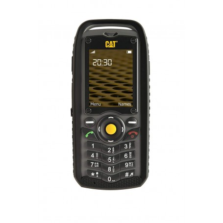 Caterpillar CAT-B25 Smartphone, Memoria Interna da 8 GB, Dual Sim Black