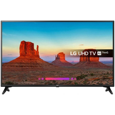 LG TV 43UK6200 LED 4K SMART TV T2/S2